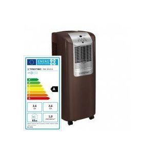 Aer conditionat portabil Trotec PAC 2610 X Capacitate 9.000 Btu Debit 340mc/ora Telecomanda Display Timer Pentru 34mp imagine