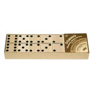 Domino din lemn, Clasic imagine