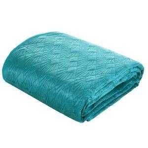 Cuvertura de pat cu imprimeuri geometrice, Gery 170x210 cm imagine