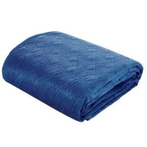 Cuvertura de pat cu imprimeuri geometrice, Gery 200x220 cm imagine