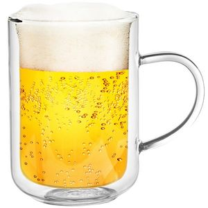 Pahar termo Termo Beer classic Hot&Cool 550 ml, 1 buc. imagine
