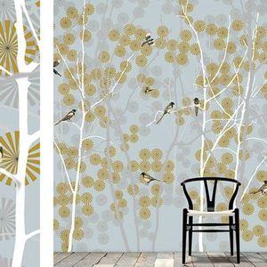 Fototapet Păsări - Aprilie, personalizat, Photowall imagine