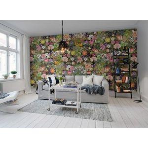 Foto tapet 3D Lunca de Flori 2, personalizat, Rebel Walls imagine