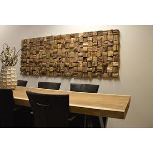 Panouri decorative 3D Tec Qubow, 11 placi 30x30cm imagine