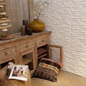 Panouri decorative 3D Ventura, WallArt, 12 placi 50x50cm imagine