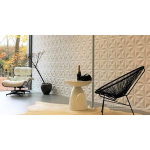 Panouri decorative 3D Cullinans, WallArt, 12 placi 50x50cm imagine