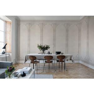 Foto tapet 3D Panouri franțuzești, Ashes, personalizat, Rebel Walls imagine