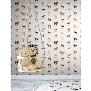 Tapet designer Woof Wall - Feathr imagine