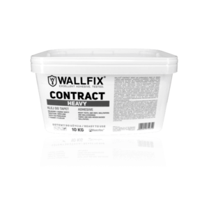 Adeziv pastă WALLFIX Heavy pentru tapet vinilic greu, 2.5 kg imagine