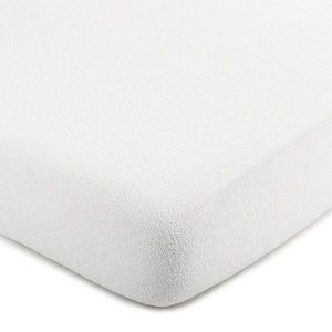 Cearșaf pat 4Home, din bumbac, alb, 160 x 200 cm, 160 x 200 cm imagine