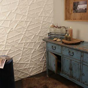 Panouri decorative 3D Olivia, WallArt, 12 placi 50x50cm imagine