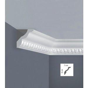 Cornisa decorativa 70 x 80 mm | X105 imagine