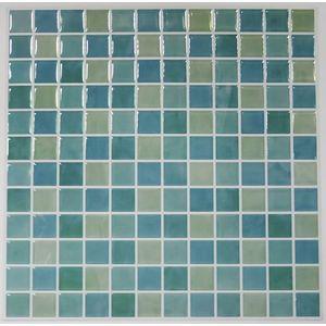 Placi mozaic BLUE MOSAIC   4 placi de 26, 7 cm x 26, 7 cm imagine