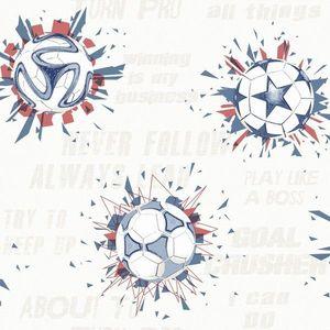 Tapet SOCCER BALL BLAST   KI0576 imagine