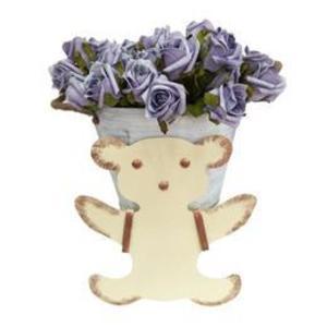 Suport flori urs 1 ghiveci imagine