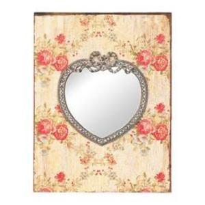 Oglinda Shabby Chic Cuore imagine
