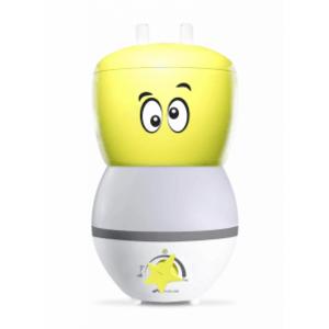 Resigilat! Umidificator de aer Air Naturel Gotakid Rata umidificare 350ml/h Lampa de Veghe Consum 30W/h Pentru 30mp imagine