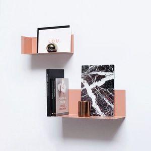 Poliță metalică pentru tapet magnetic imagine