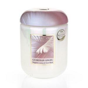 Lumanare parfumata mica - Inger Pazitor   Heart and Home imagine
