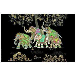 Suport pentru masa - Elephants Inde | Kiub imagine