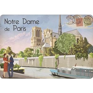 Suport masa- Paris Notre Dame | Cartexpo imagine