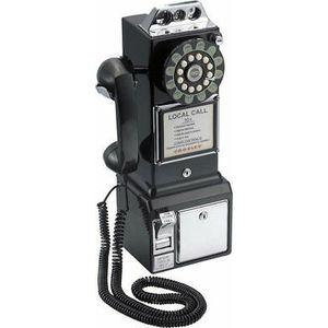 Telefon de perete - Vintage Retro | Balvi imagine