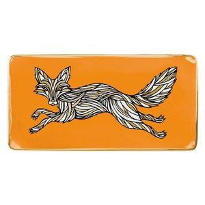 Tava decorativa-Patch NYC Fox | Galison imagine