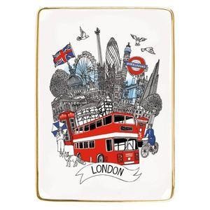 Tava decorativa- Londra | Galison imagine