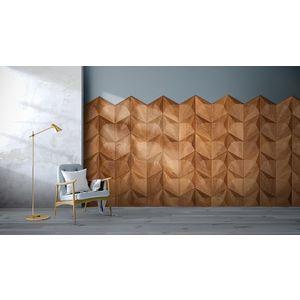 Panouri decorative 3D din lemn de stejar Diamond imagine