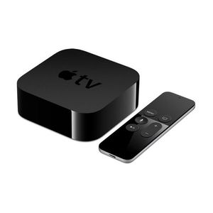 Apple TV, 32GB, Full HD 1080p, MR912MP/A, Negru imagine