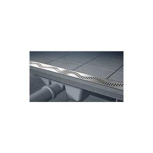 Set rigola pentru dus plus capac Alcaplast APZ8 55 cm Simple imagine