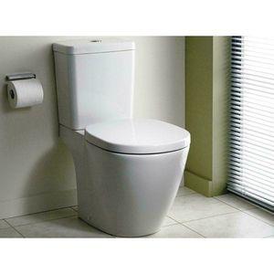 Vas wc pe pardoseala cu functie de bideu Ideal Standard Connect imagine