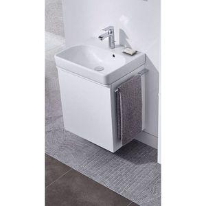 Lavoar pe mobilier Geberit Smyle Square 55 cm imagine