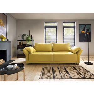 Canapea extensibila cu lada de depozitare, 3 locuri Loretto, l270xA100xH80 cm imagine