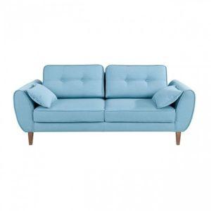 Canapea extensibila cu lada de depozitare, 3 locuri Candy, l237xA94xH74 cm imagine