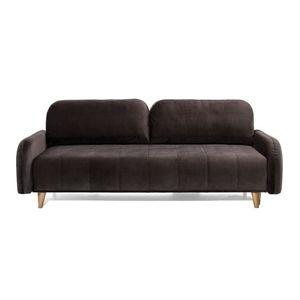 Canapea extensibila 3 locuri, Domi, l230xA100xH88 cm imagine