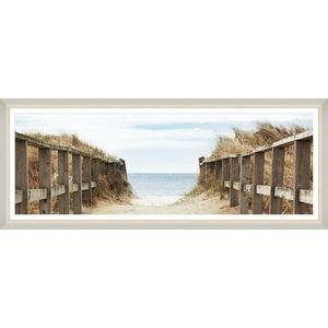 Tablou Framed Art Beach Path imagine