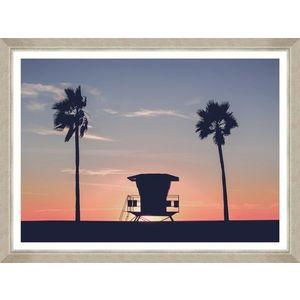Tablou Framed Art Miami Beach II imagine