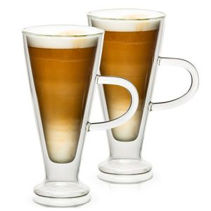 4Home Pahare termo Latte Elegante Hot&Cool, 230ml, 2 buc. imagine