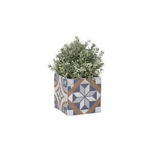 Jardiniera ceramica in stil mediteranean AC177 imagine