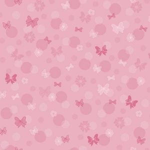 Tapet MNNIE MOUSE BOWS & DOTS   DY0178 imagine