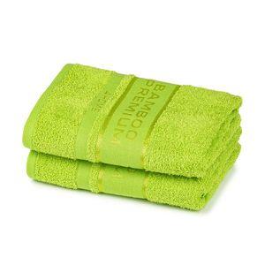 Prosop 4Home Bamboo Premium verde, , imagine