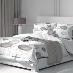 Lenjerie de pat cu cearșaf Premium, 200 x 220 cm imagine