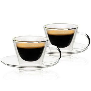 4Home Pahare termo espresso Elegante Hot&Cool, 80 ml, 2 buc. imagine