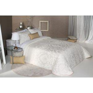 Cuvertura de pat PALERMO alb, dimensiune 280 cm x 270 cm imagine