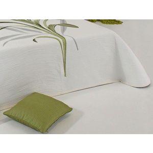 Perna decorativa BARLI verde, dimensiune 42 cm x 42 cm imagine
