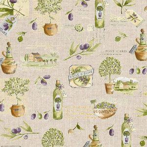 Material textil OLIVE imagine