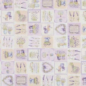 Material textil FRESH LAVANDA imagine
