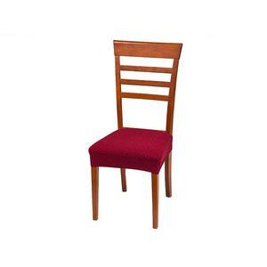 Husa mozaic pentru perna scaunului - antracit - Mărimea uni imagine