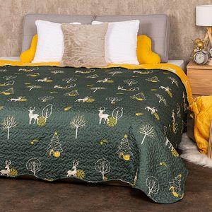 Cuvertură de pat 4Home Forest Dream, 220 x 240 cm imagine